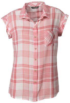 25d7c93ecf816 ... name   Natural Reflections Sleeveless Plaid Shirt for Ladies