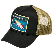 Bass Pro Shops I Might Be Old Mesh Back Cap