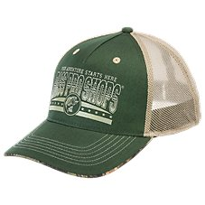 Bass Pro Shops Your Adventure Starts Here Mesh Back Fitted Cap