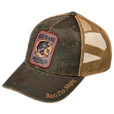 83be6734 Bass Pro Shops Brewing Company Mesh Back Cap