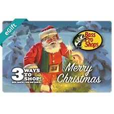 Bass Pro Shops Santa eGift Card Image