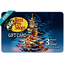 Bass Pro Shops Christmas Tree eGift Card Image