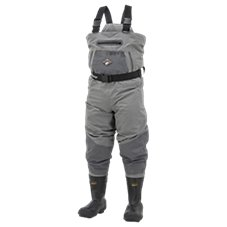 Frogg Toggs Steelheader Reinforced Nylon Insulated Boot-Foot Waders for Men