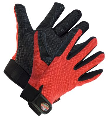 Bubba Blade Bubba Fillet Glove - Left Hand - Red/Black - S/M