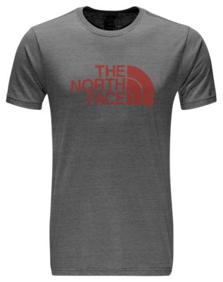 The North Face Women/'s T-shirt Classic Fit Short Sleeve Half Dome Graphic Tee