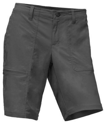 ee314d1d0e The North Face Aphrodite Ridge Shorts for Ladies Graphite Grey 10
