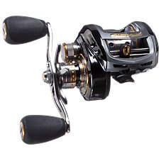 Bass Pro Shops Johnny Morris Signature Series Baitcast Reel Image