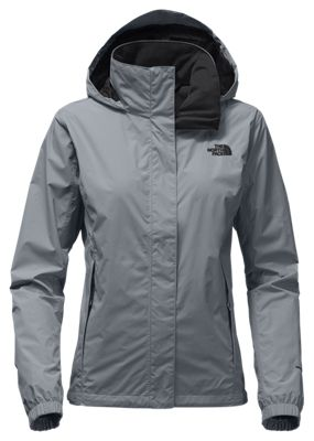 05a430a7e51 The North Face Resolve 2 Jacket for Ladies Mid GreyTNF Black 2XL