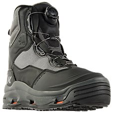 Korkers DarkHorse Kling-On/Studded Sole Wading Boots for Men