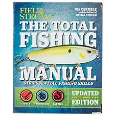 Field & Stream The Total Fishing Manual Updated Edition by Joe Cermele