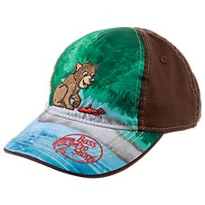 Bass Pro Shops Bear Scene Cap for Toddlers