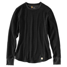 Carhartt Base Force Cold Weather Crewneck Top for Ladies