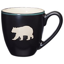 Bass Pro Shops Timberline Cabin Giant Bear Mug