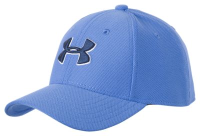c2d5dcd72cb Under Armour Blitzing Cap for Kids Mediterranean Blue 4 7