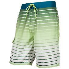 Bass Pro Shops Striped Board Shorts for Men