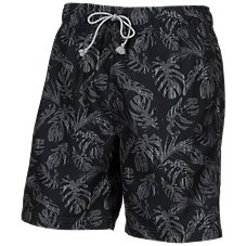 Bass Pro Shops Palm Print Swim Trunks for Men