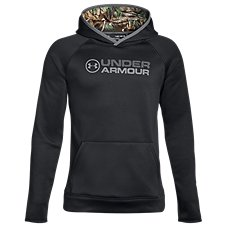 Under Armour Storm Armour Fleece Stacked Hoodie for Kids