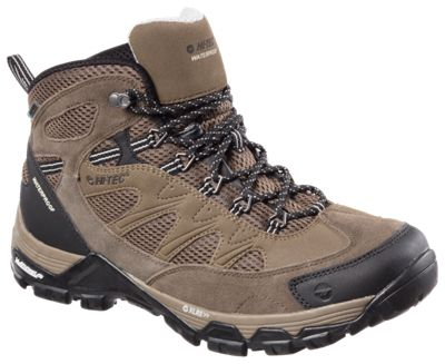 1f1992bc1cb Hi Tec Riverstone Ultra WP Waterproof Hiking Boots for Men Smokey ...