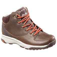 Hi-Tec V-Lite Wildlife Lux Mid i WP Waterproof Hiking Boots for Ladies