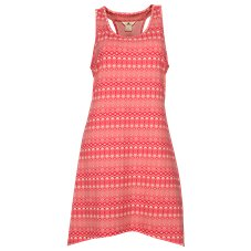 Ascend Printed Tank Dress for Ladies