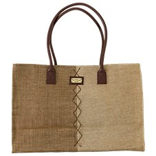 Sun 'N' Sand Accessories Woven Jute Shoulder Bag