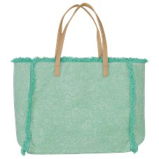 Sun 'N' Sand Accessories Frayed Edges Shoulder Bag