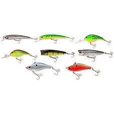 Bass Pro Shops Tourney Special 8-Piece Lure Kit