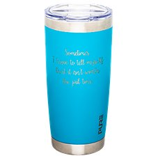 PURE Drinkware Jail Time Stainless Steel Tumbler