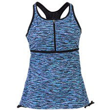 Free Country Mix and Match Collection Ocean Speck Tankini for Ladies