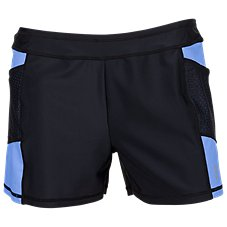 Free Country Mix and Match Collection Mesh Swim Shorts for Ladies