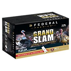 Federal Grand Slam Turkey Shotshells