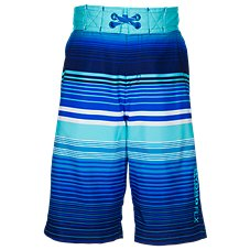 Free Country Ripple Effect Board Shorts for Boys