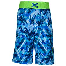 Free Country Seaside Prism Board Shorts for Boys