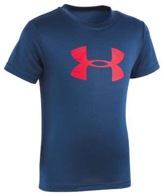 Under Armour Edge Camo Big Logo T-Shirt for Kids – Academy – 4