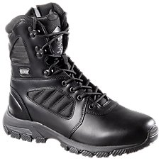 Magnum Response III 8.0 Waterproof Side Zip Tactical Duty Boots for Men