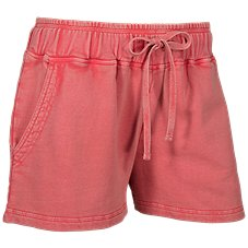 Natural Reflections French Terry Shorts for Ladies