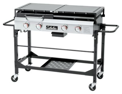 Cabela's Deluxe 4-Burner Event Grill