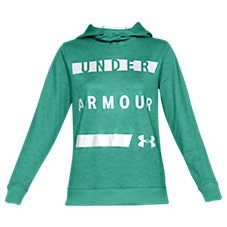 Under Armour Synthetic Fleece Pullover Hoodie for Ladies Image