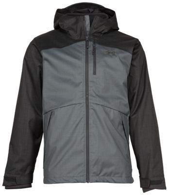 Under Armour Porter 3-in-1 Update Jacket for Men - Graphite/Charcoal/Charcoal - 2XL