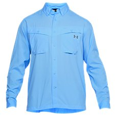 a434ea44e298 Under Armour Tide Chaser Long-Sleeve Fishing Shirt for Men