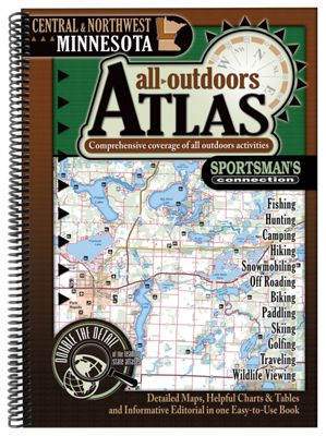 Sportsmans Connection Outdoors Atlas Field Guide Central