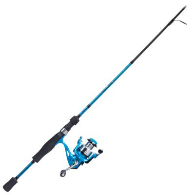 Bass Pro Shops Freestyle Rod and Reel Spinning Combo – FSB366MS-2
