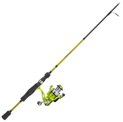 Bass Pro Shops Freestyle Rod and Reel Spinning Combo – FSG366MS-2