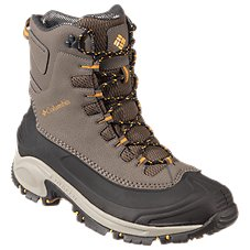 Columbia Bugaboot Omni-Heat Insulated Waterproof Pac Boots for Men