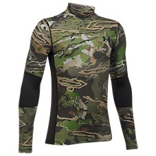 Under Armour UA Scent Control Tevo Mock for Youth