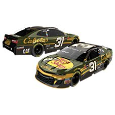 NASCAR Action Racing Collectibles Bass Pro Shops and Cabela's 1:24 Diecast Car - #31 Ryan Newman