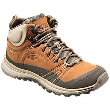 Keen Terradora Leather Mid Waterproof Hiking Boots for Ladies