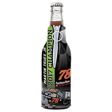 NASCAR Champion #78 Martin Truex Jr. Bottle Cooler