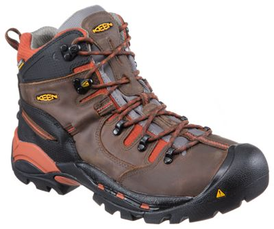 017bb10a405 New! KEEN Utility Pittsburgh Waterproof Steel Toe Work Boots for Men