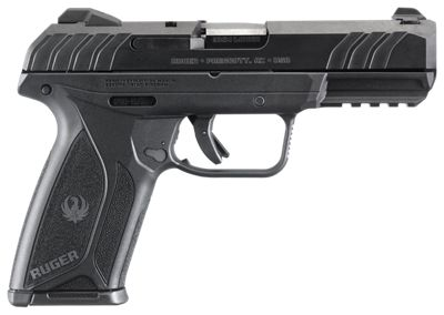 Ruger Security-9 Semi-Auto Pistol – 15+1 – 9mm Luger